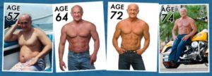 老化防止 若返り 運動 効果 筋トレ